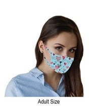 Full Color Reusable Protective Face Mask