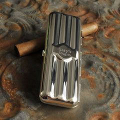 Personalized Travel Cigar Holder