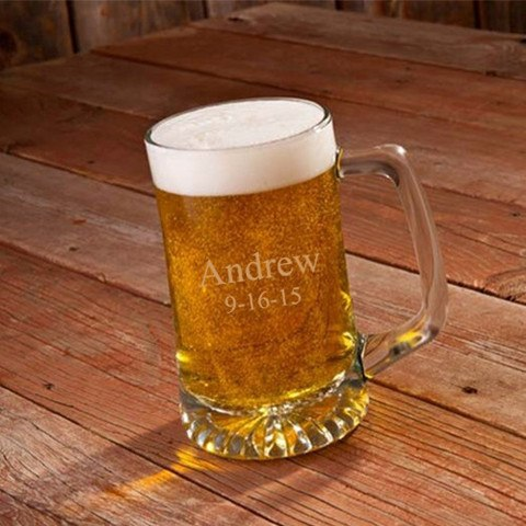 Personalized 25 oz Sports Mug