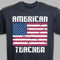 American Teacher T-shirt