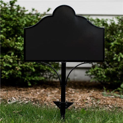 Collapsible Metal Magnetic Yard Sign