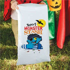 Monster Stash Trick or Treat Sack