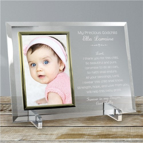 Godparent poem frame