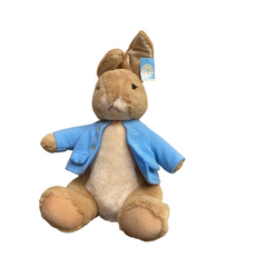 Petter Rabbit Classic 13-Inch Plush