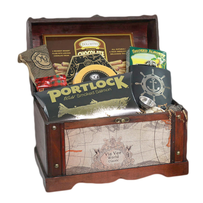 Captain of the Sea Gift Basket