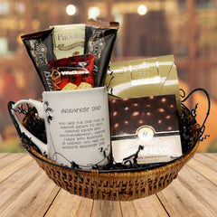 Greatest Dad Chocolate Lover's Gift Basket