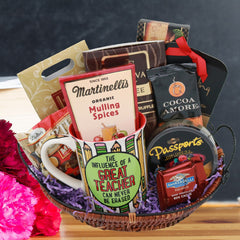 Great Teacher #1 Gift Basket