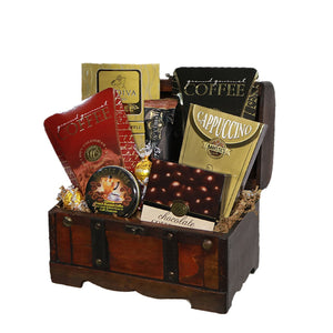 Coffee Lovers' Gift Basket Jr.