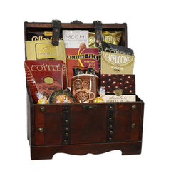 Coffee Lovers' Deluxe Gift Basket