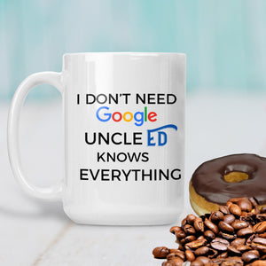Cooler Uncle mug