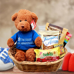 Big Brother Gift Basket