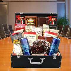 Double Thank You Executive Briefcase