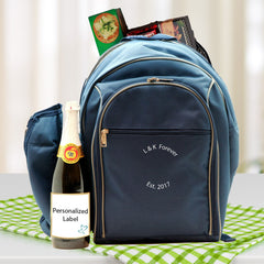 Yours Forever 2 Person Picnic  Gift Set