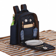 Yours Forever 2-Person Picnic  Gift Set