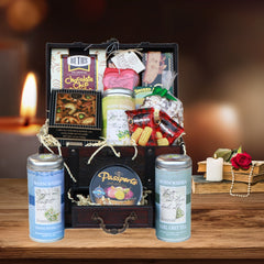 In Our Hearts Forever Sympathy Gift Basket