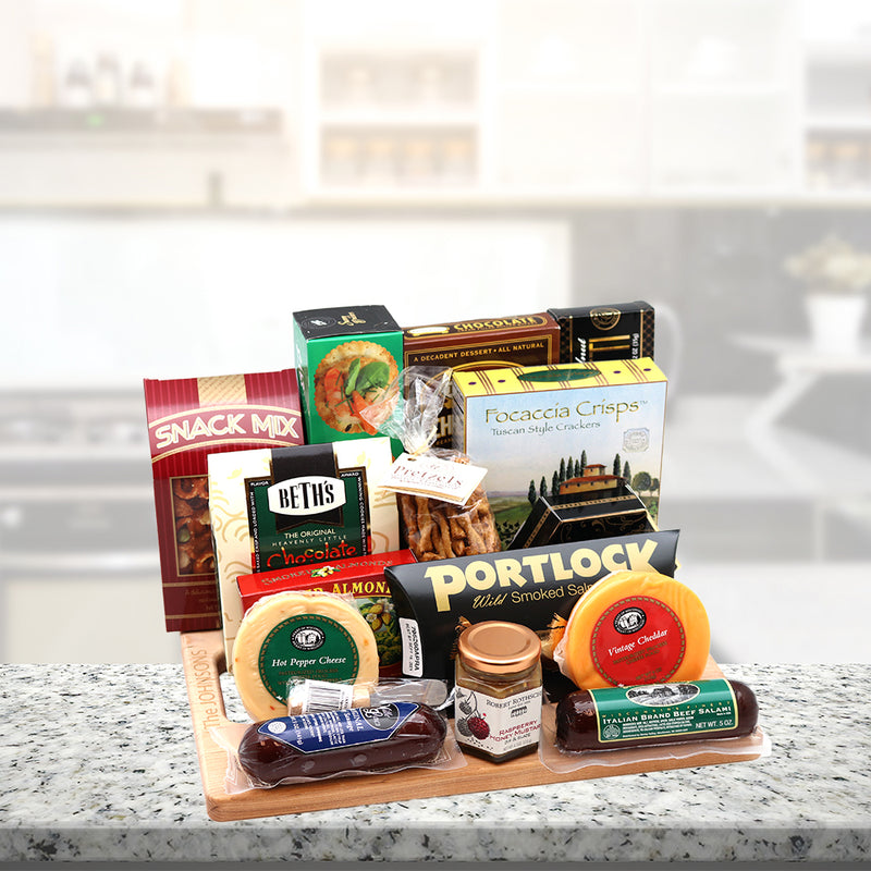 Premier Gourmet Cutting Board Gift Set