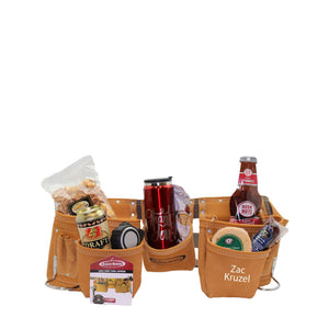 Blue Collar Tool Belt Snack Set
