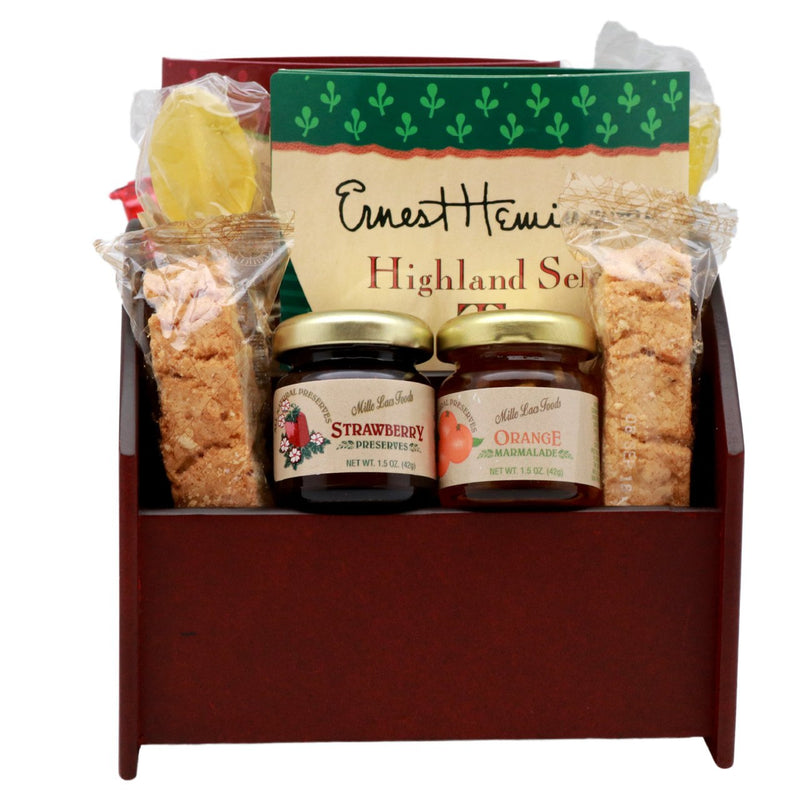 Coffee Lovers Desk Caddy Gift Set