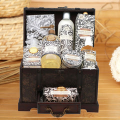 Honey Almond Grand Deluxe Spa Set