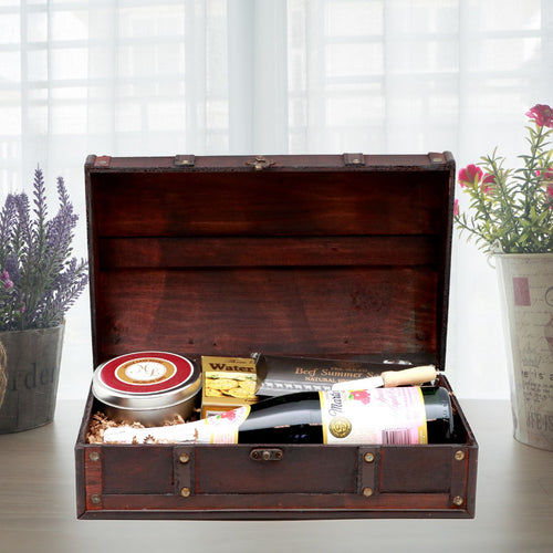 Wine Treasure Snack Set