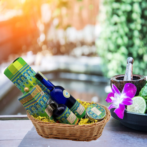 Soak in Luxury Spa Gift Basket