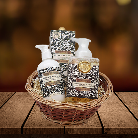 Savvy Scents Spa Gift Basket