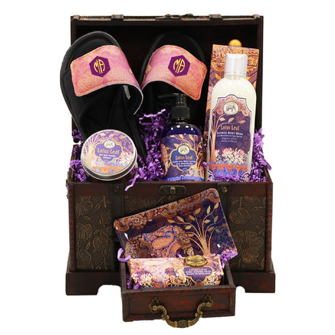 Sandals & Scents Spa Gift Set
