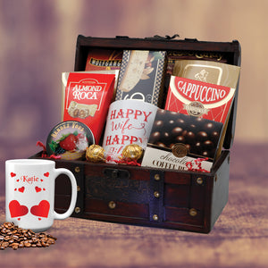 The Secret To Happiness Gift Basket
