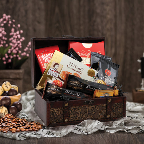 Chocolate Treasures Gift Chest
