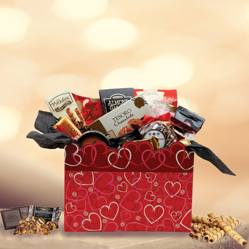 Sweet Surprises Gift Basket