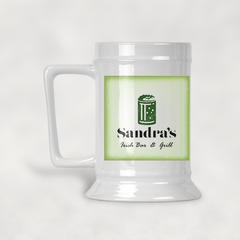 My Irish Bar & Grill Personalized Beer Stein