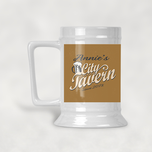 City Tavern Personalized Beer Stein