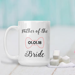 Father Of The Bride Mug