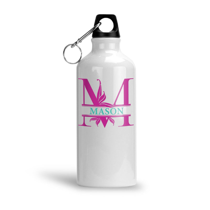 Savvy Custom Gifts Fairy Tale Monogrammed Water Bottle