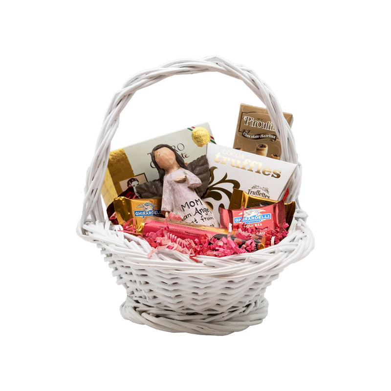 "Savvy Custom Gifts ""Mom an Angel Sent from Above"" Gift Basket"