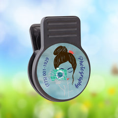 Savvy Custom Gifts Personalized Magnetic Chip Clip with Bottle Opener
