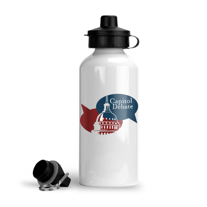 Savvy Custom Gifts Capitol Debate Water Bottle