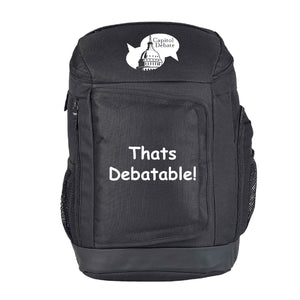 Capitol Debate Computer Backpack