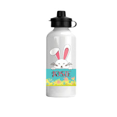 Personalized Bunny Rabbit Water Bottle