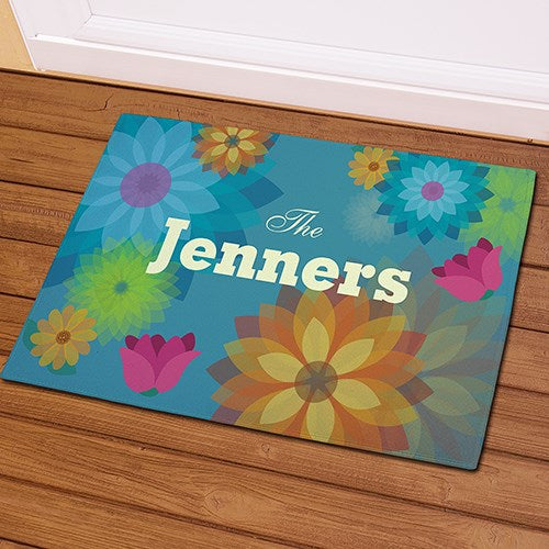 Personalized Spring Doormat  18''x 24''
