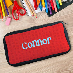 Personalized Any Name Pencil Case