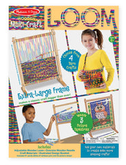 Multi-Craft Weaving Loom