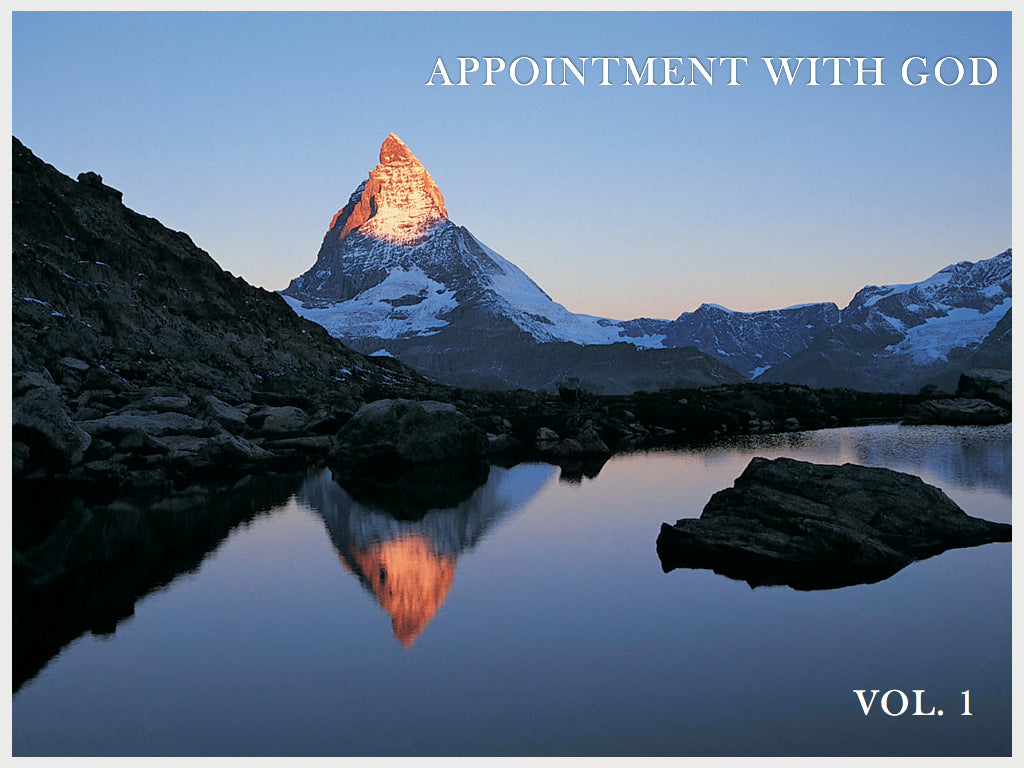 Appointment with God - Vol 1