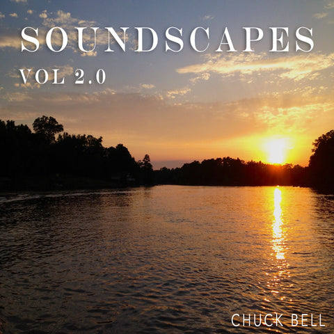 Soundscapes Vol. 2.0 - mp3's - DIGITAL DOWNLOAD