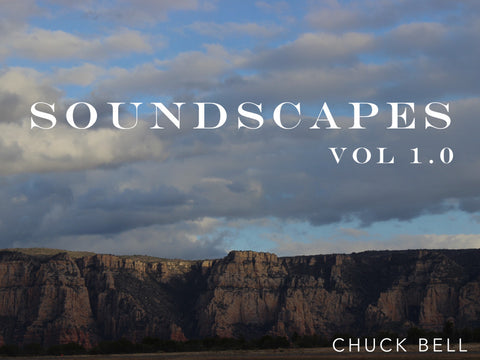 Soundscapes Vol 1.0 - mp3's - DIGITAL DOWNLOAD