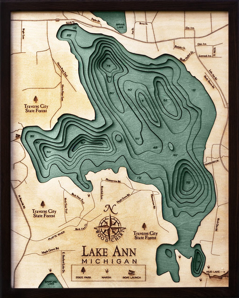 Lake Ann (Traverse)