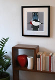 Upside Downside print by Charley Harper 3
