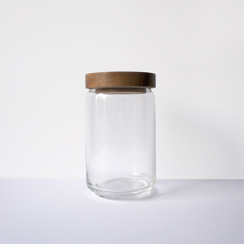 large glass jar by chabatree - Large Glass Jars