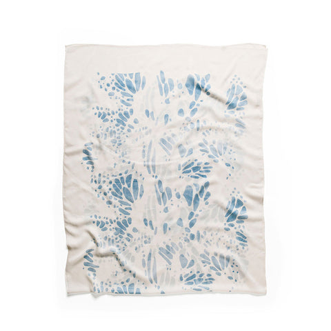 Monarch Scarf - Blue
