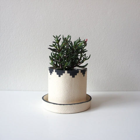 Pyramid Mini Planter